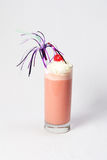 Big pink cocktail Stock Photos