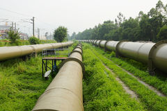 Big pipe Stock Images