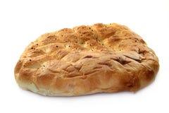 Big pita bread Stock Image