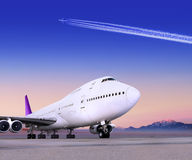 Big plane Stock Photos