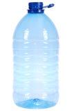 Big plastic bottle Stock Image