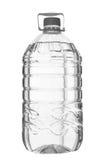 Big Plastic bottle Stock Photography