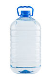 Big plastic bottle of fresh water Stock Photography