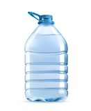 Big plastic bottle of potable water Royalty Free Stock Images