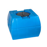 Big plastic container Royalty Free Stock Photos