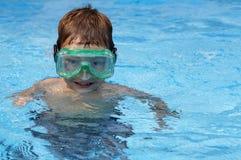 Big pool royalty free stock photo