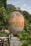 Big pot Stock Photography