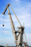 Big power crane Stock Images