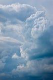 Big powerful storm clouds Royalty Free Stock Photos