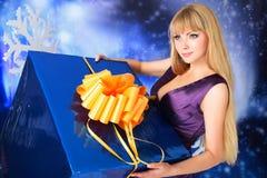 Big present Stock Photos