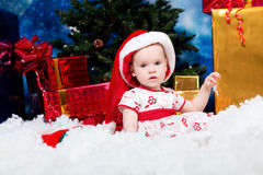 Big presents Royalty Free Stock Photos