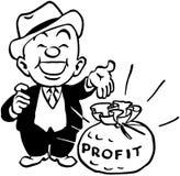 big profit Στοκ Φωτογραφία