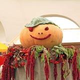 Big pumpkin Royalty Free Stock Photography