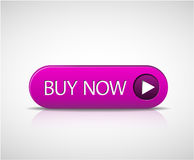 Big purple buy now button Stock Photos