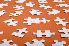 Big Puzzle Royalty Free Stock Photography