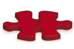 Big puzzle Royalty Free Stock Photo