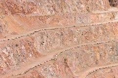 Big quarry Stock Image