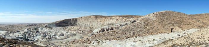 Big quarry Stock Images