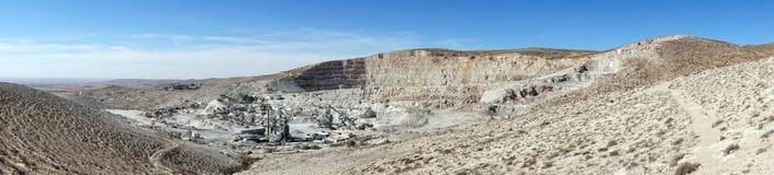 Big quarry Royalty Free Stock Photos