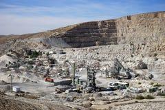 Big quarry Stock Photography