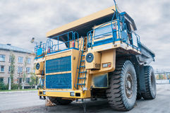 Big quarry truck Royalty Free Stock Photos