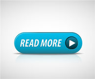 Big Read More button Royalty Free Stock Images
