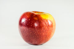 Big red apple  Stock Image