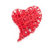A Big Red Heart Royalty Free Stock Photography