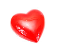 Big Red Heart. Royalty Free Stock Images