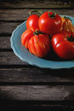 Big red tomatoes RAF Royalty Free Stock Images
