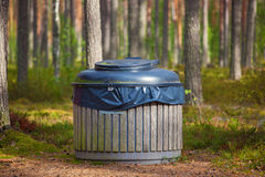 Big refuse bin Royalty Free Stock Photo