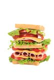 Big resh sandwich. Stock Images