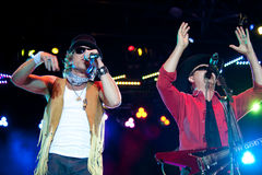 Big & Rich Royalty Free Stock Image