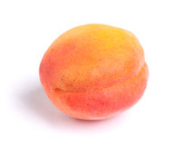 Big ripe apricot Royalty Free Stock Image