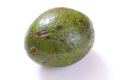 Big ripe avocado Royalty Free Stock Images