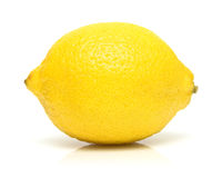 Big ripe juicy lemon Royalty Free Stock Photography
