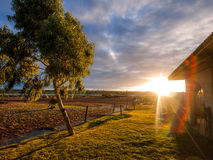 Big River Ranch in Kalbarri Royalty Free Stock Images