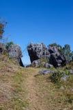 big rock Zdjęcia Stock