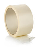 Big roll of insulating tape Royalty Free Stock Photo
