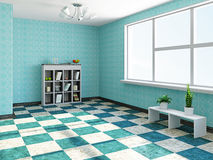 The big room Stock Photography