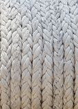 A big  rope Stock Photography