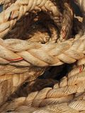 Big Rope Stock Images