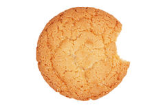 Big round delicious biscuits Stock Images