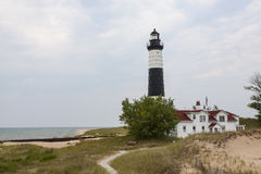 Big Sable Lighthouse Stock Images