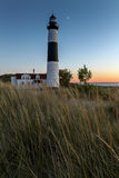 Big Sable Lighthouse - Ludington Michigan Stock Photography
