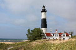 Big Sable Point Light Royalty Free Stock Images