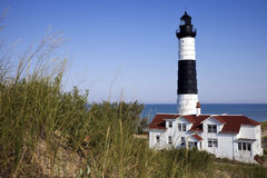 Big Sable Point Lighthouse Stock Images