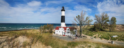 Big Sable Point Lighthouse Royalty Free Stock Photo