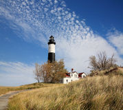 Big Sable Point Lighthouse Royalty Free Stock Image