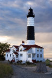 Big Sable Pt. Lighthoue royalty free stock photo